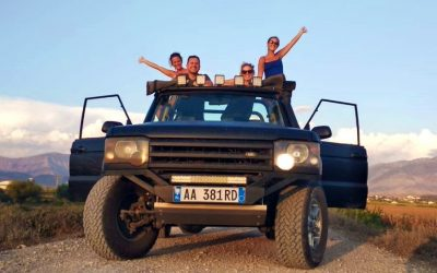 Albania Jeep Safari