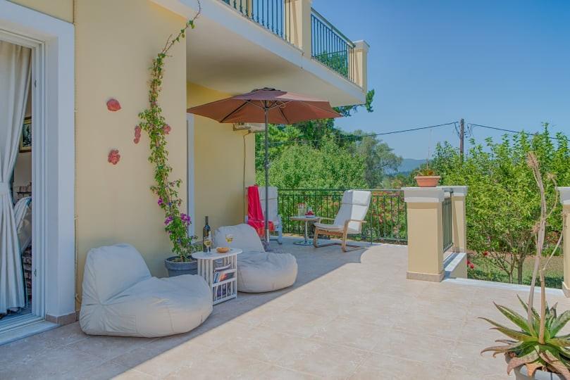 Villa Aglaia – Poulades, Corfu